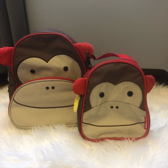 Skip Hop Other - Toddler School Bag and Lunch Box
